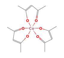 nitration of cobalt iii acetylacetonate The complex was prepared via the nitration  (ii) nitrate trihydrate was mixed with 100 ml (106 mol) of acetic anhydride cobalt(iii) acetylacetonate (2 .