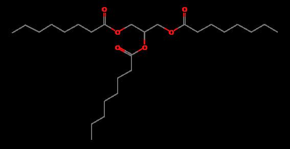 Glycerol tricaprylate