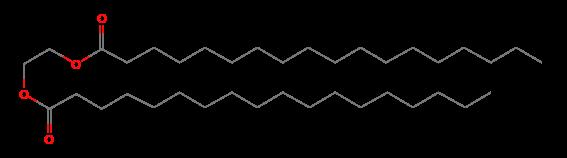 Octadecanoic acid, 1,2-ethanediyl ester