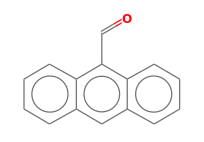 View The 3d Structure Other Names 9 Anthraldehyde