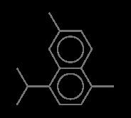 Naphthalene, 1,6-dimethyl-4-(1-methylethyl)-