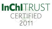 INChI Trust 2011 Certified Logo